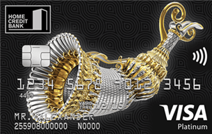 Кредитная карта Хоум Кредит с пользой Платинум