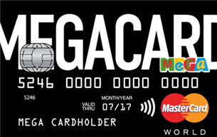 Кредитная карта Кредит Европа Банк MEGACARD