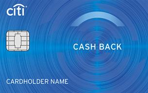Кредитная карта Ситибанк CASH BACK