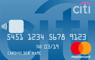 Кредитная карта Ситибанк Mastercard