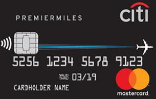 Кредитная карта Ситибанк PremierMiles