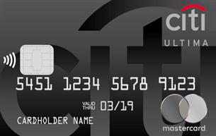 Кредитная карта Ситибанк Ultima