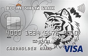 Кредитная карта Восточный Банк Cash-back
